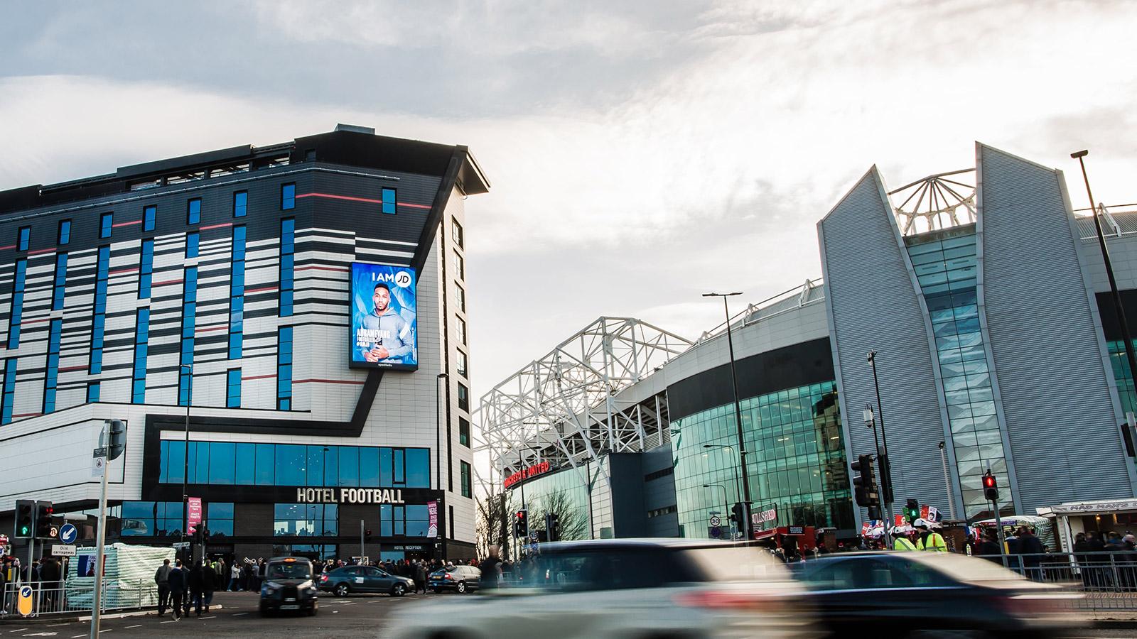 Hotel Football - Old Trafford