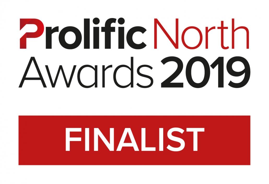 Prolific North Awards Finalist